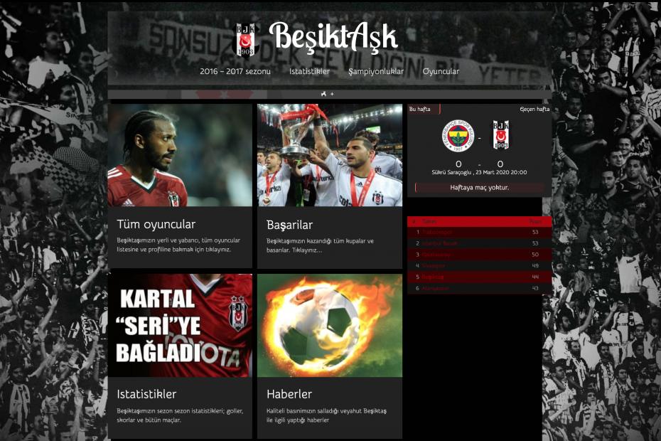 Besiktask.info